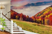 Colorful Nature Wallpaper Mural