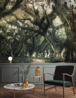 Tree Roots Wallpaper Mural